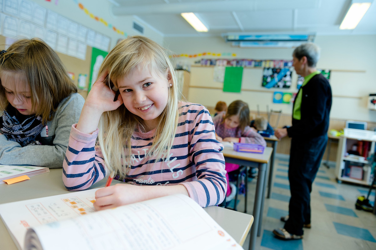 Odnes skole, Søndre Land