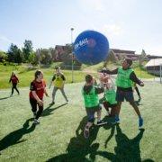 Fysisk aktivitet i skolen (FYSAK), Søndre Land