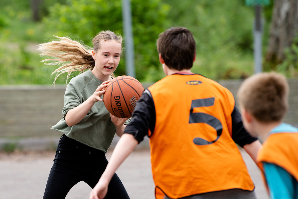 Fysisk aktivitet i skolen (FYSAK)