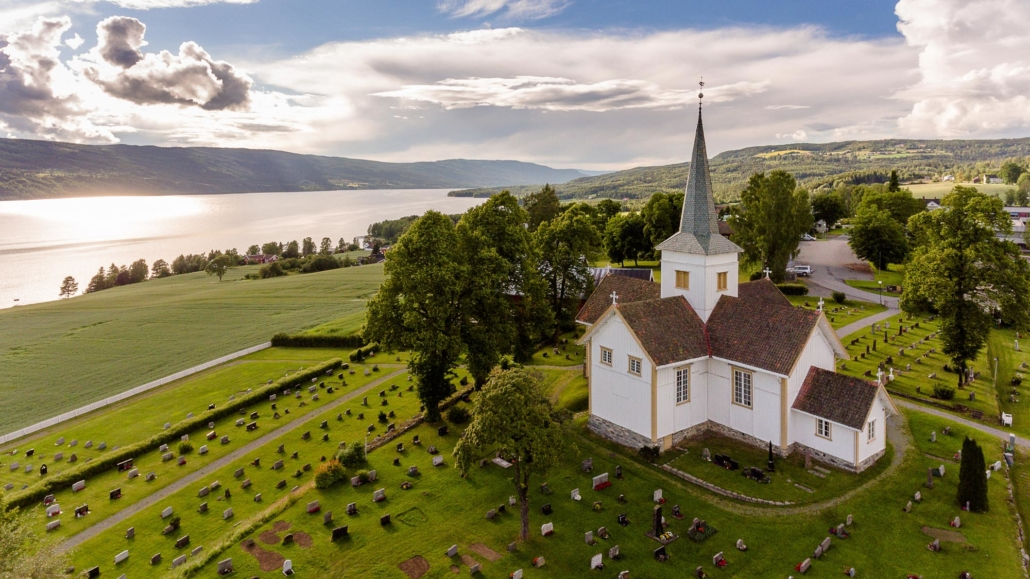 Hov kirke, Søndre Land