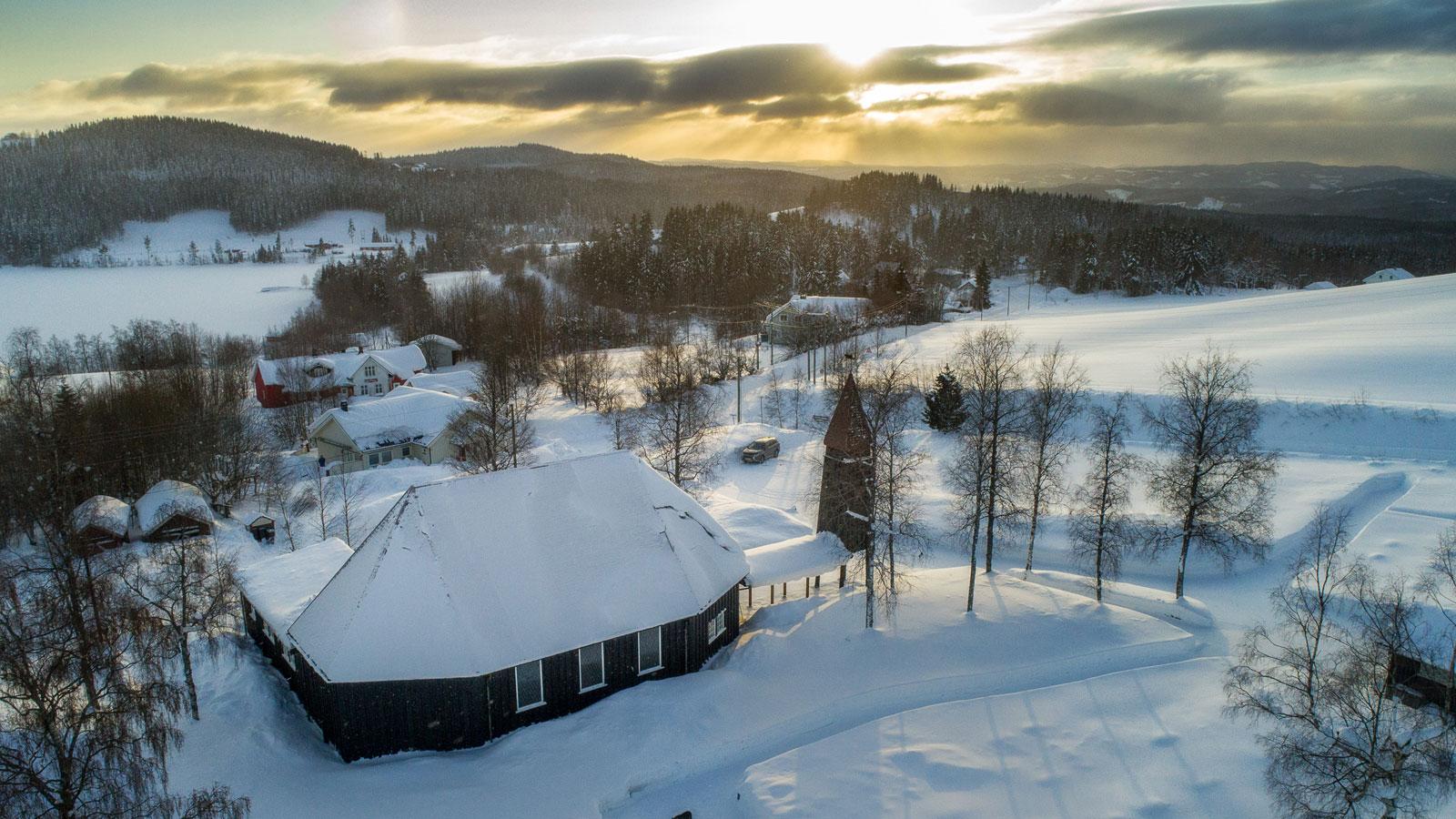 Landåsbygda Kirke