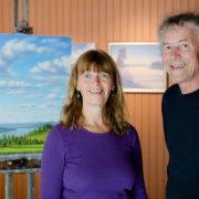 Ann og Anthony Caldecourt, Søndre Land