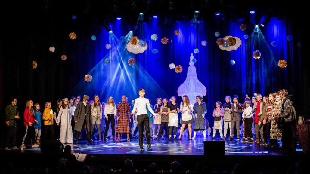 Hov Barne-og ungdomsteater, Søndre Land kommune