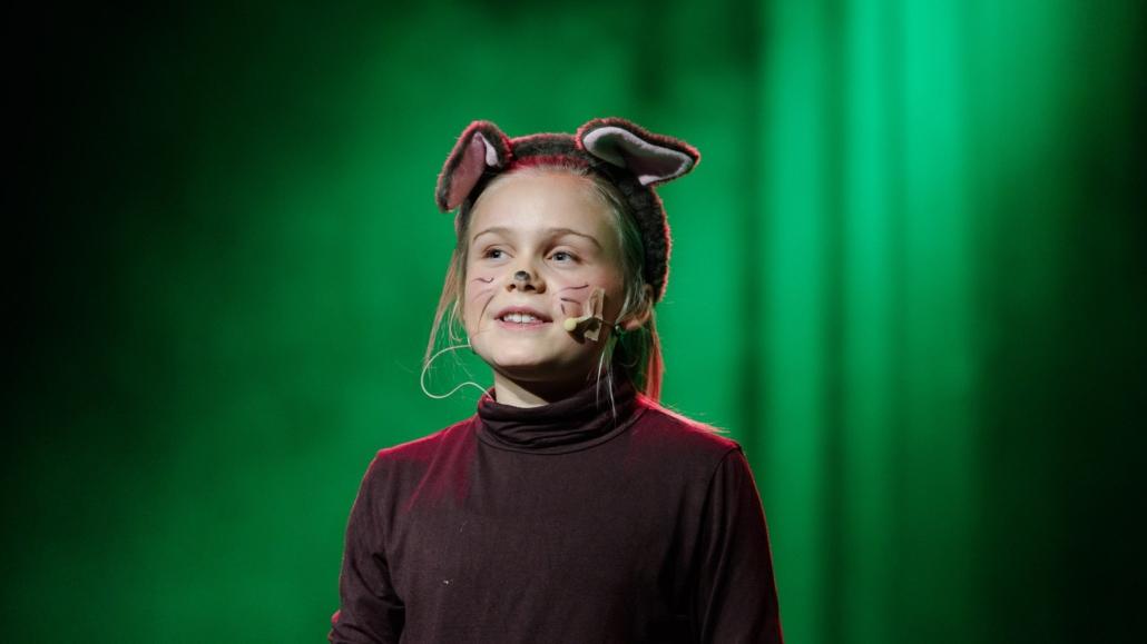 Hov Barne-og ungdomsteater, Søndre Land