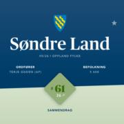 kommunebarometeret-2019, Søndre Land kommune