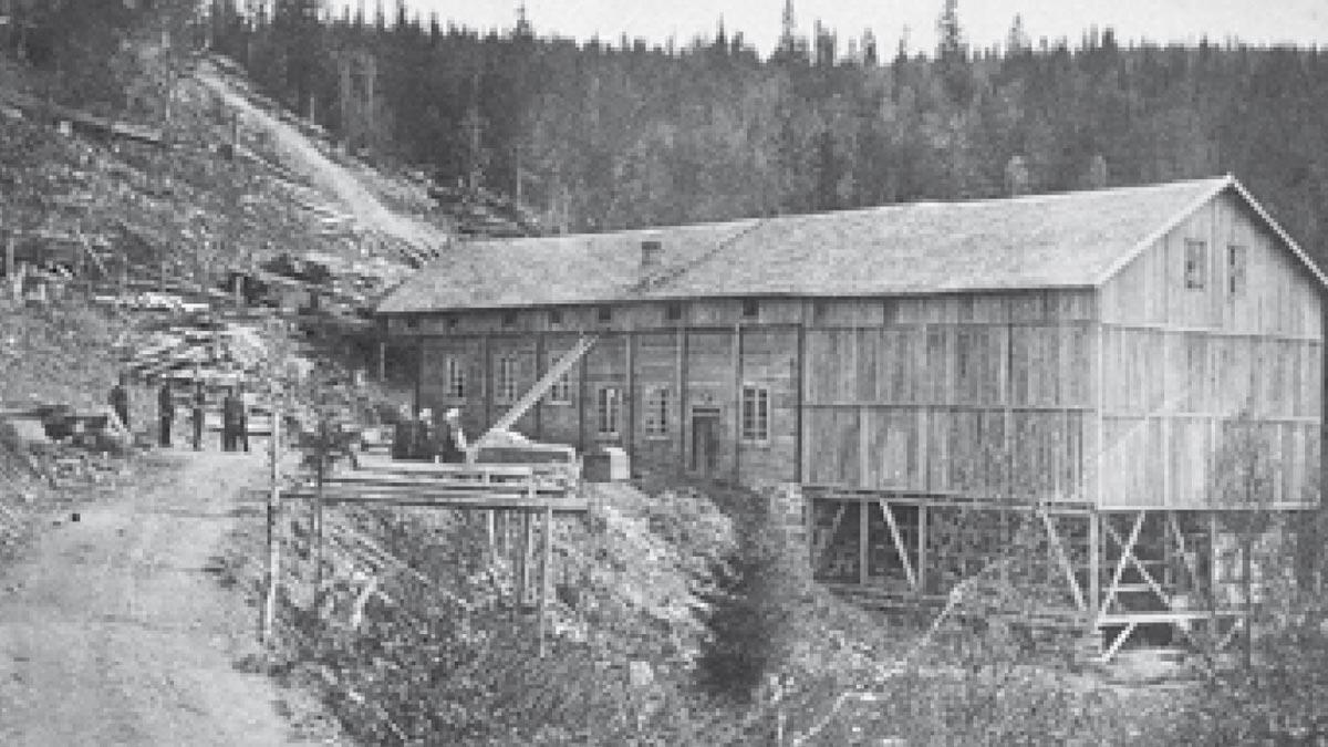 Lands Træsliperi, Søndre Land