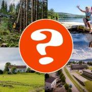 Quiz, Søndre Land