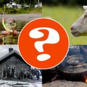 Landings-quiz, Søndre Land