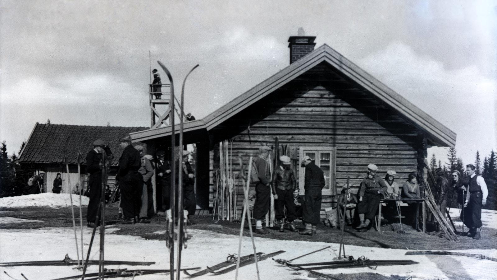 Utfartssted, Søndre Land
