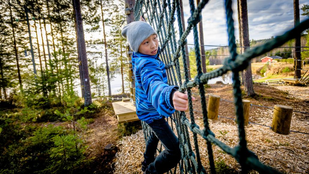 Klatreparken, Søndre Land