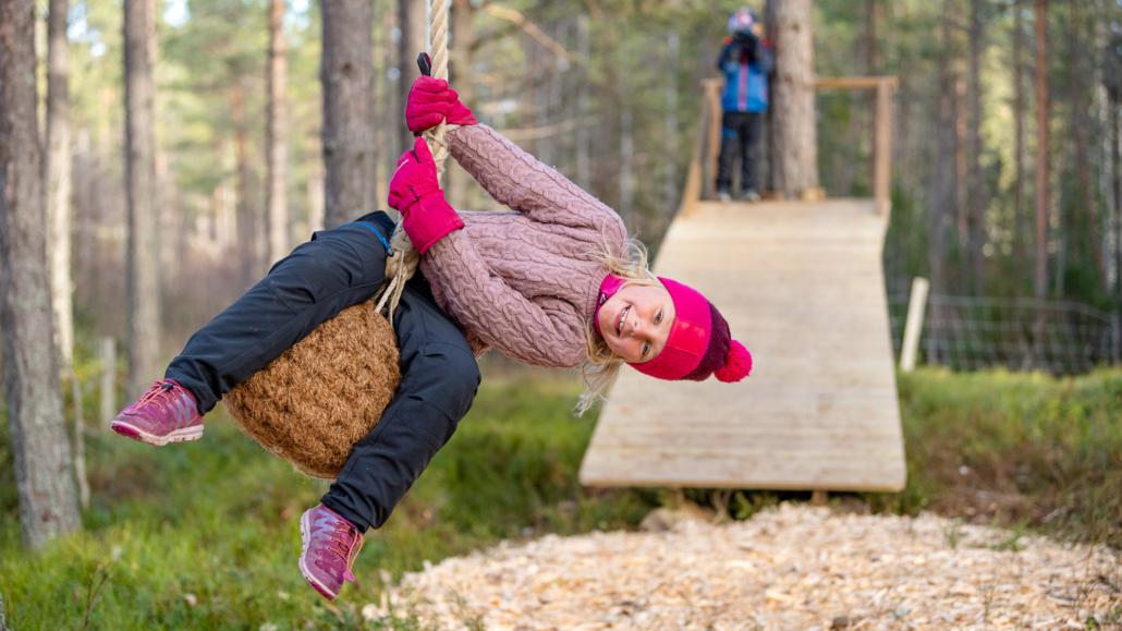 Klatreparken Søndre Land