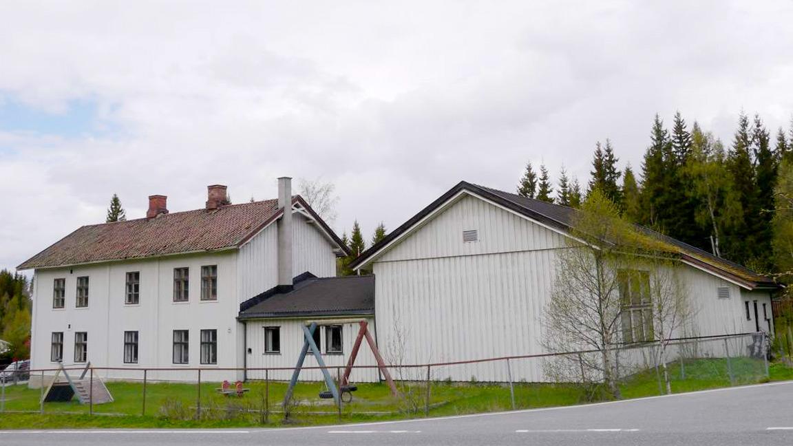 Bergegarda, Søndre Land