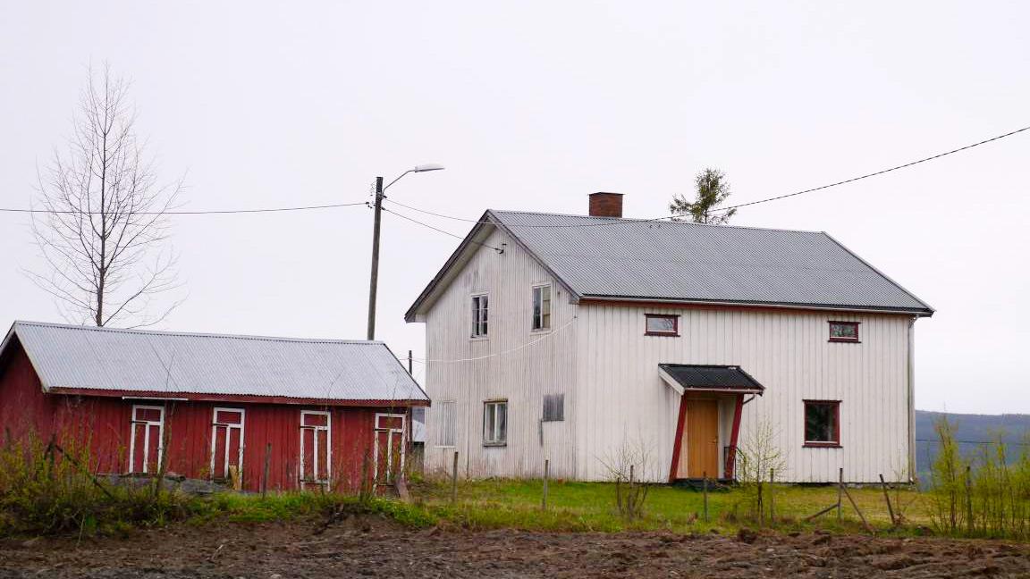 Bergslia, Søndre Land
