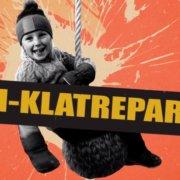 Mini-klatreparken i Søndre Land