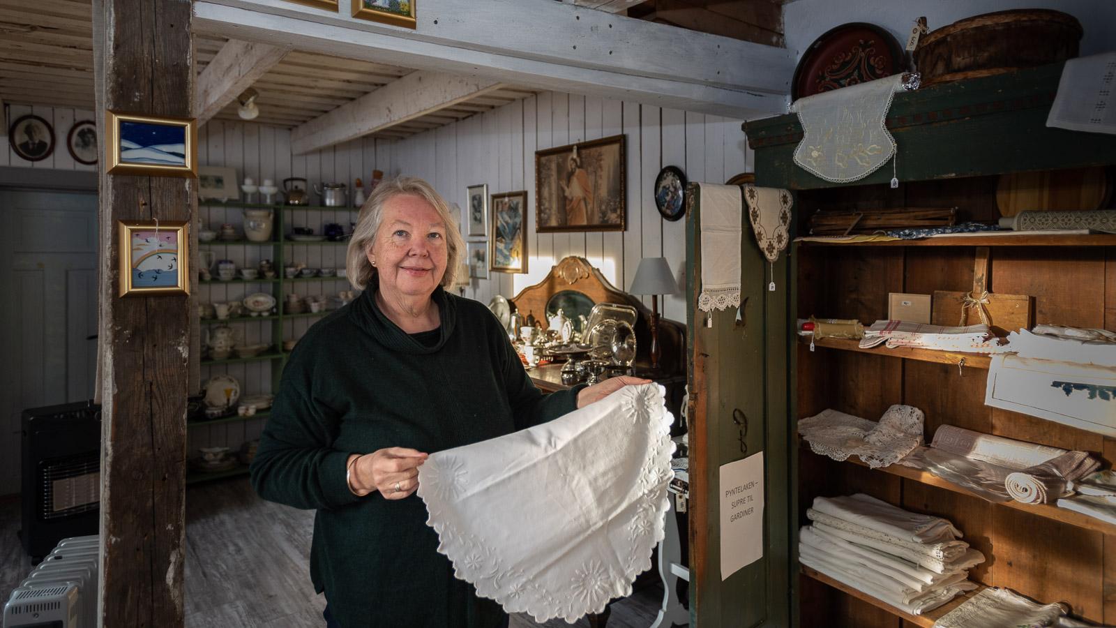 Antikk og brukt, Søndre Land