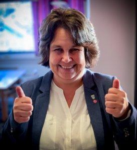 Ordfører Anne Hagenborg