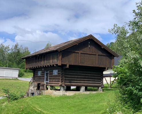 Stabburet, Hov, Søndre Land