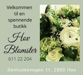 Hov Blomster