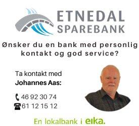 Etnedal Sparebank