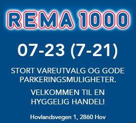 Rema1000 Hov