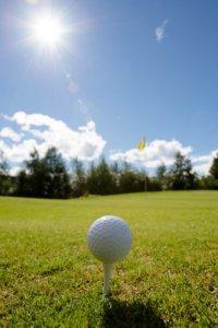 Golfball, Søndre Land