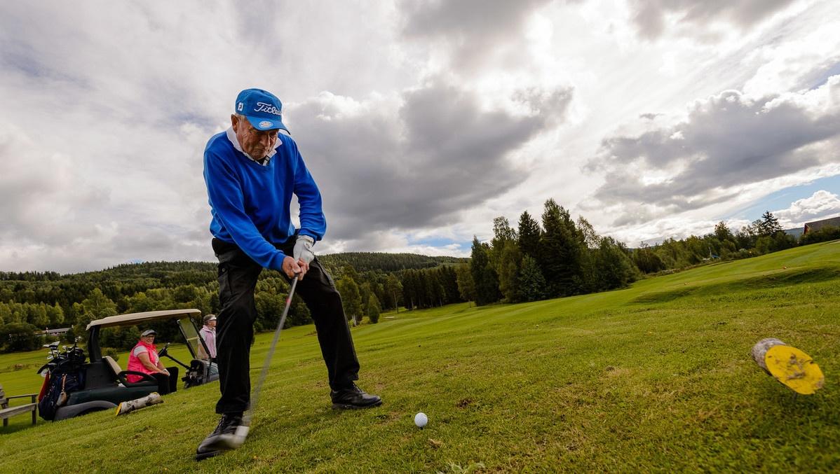 Land Golfklubb, Søndre Land