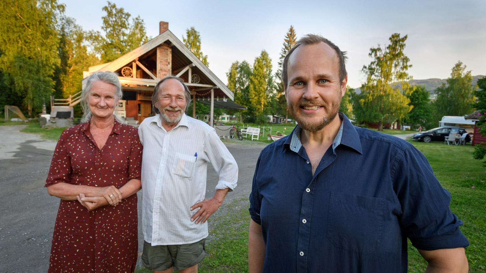 Familien Selj