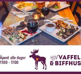 Hov Vaffel&Biff