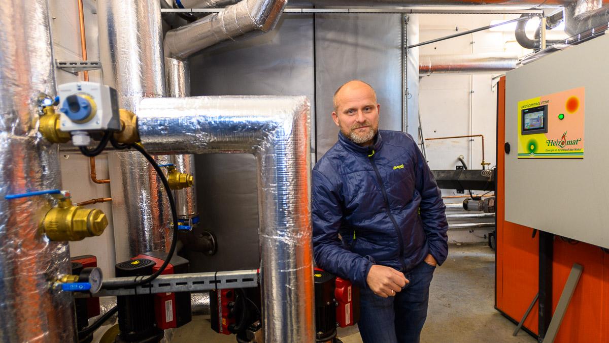 Oppstart for Hov Biovarme