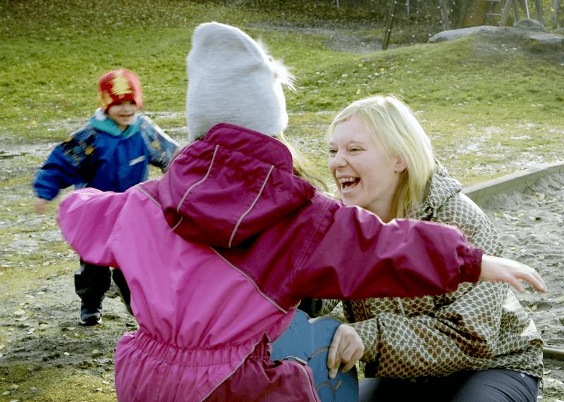 – FROG hjalp meg til å bli selvsikker og sterk og en trygg voksen, sier Tonje Maria Lundborg, som nå skal ta fagbrev som barne- og ungdomsarbeider.