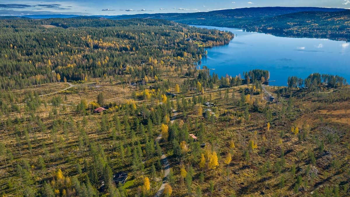 36 nye hyttetomter er lagt ut for salg i Bysmarka og Ringstadmarka hyttefelt ved Trevatna.