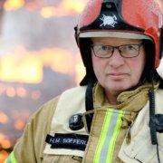 Brannsjef Hans Martin Søfferud, Søndre Land brannvesen