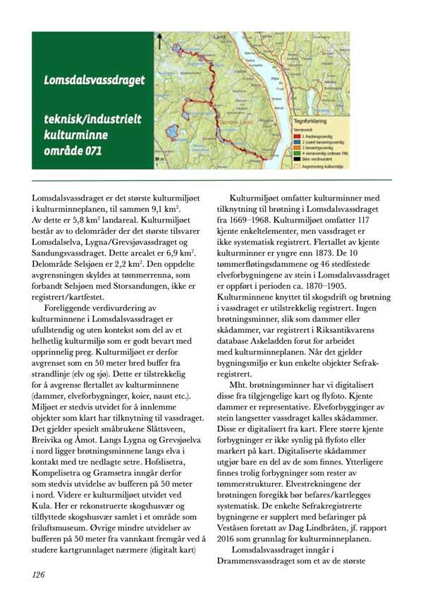 Kulturminneplan Søndre Land kommune