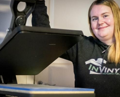 Andrea Kjeldsrud, InVinyl