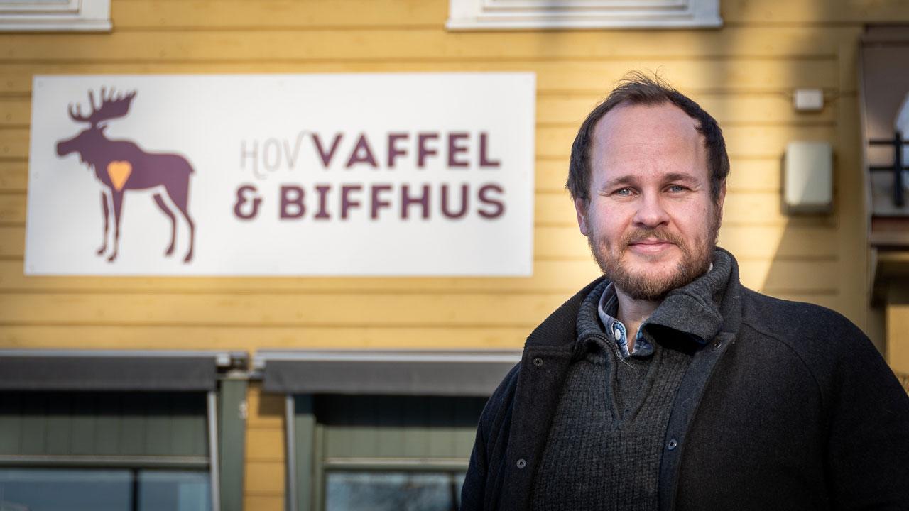 Hov Vaffel & Biff