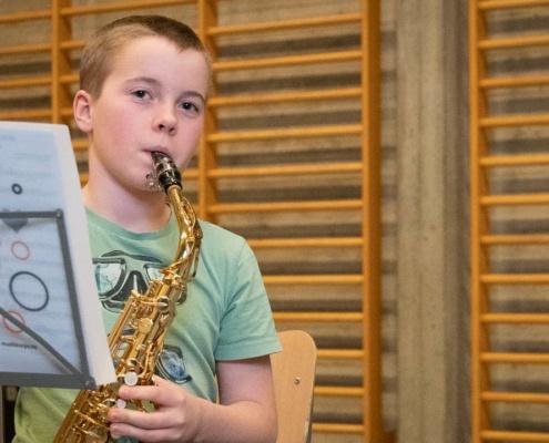 Sivert-André Halhjem 10 år