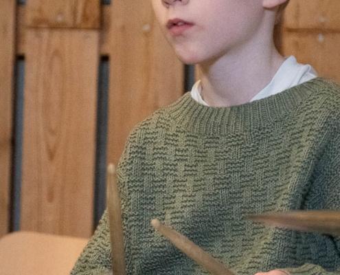 Ivar Granseth 11 år