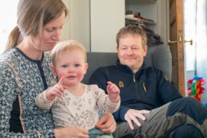 Familien Foberg-Liereng satser på Vvikingku