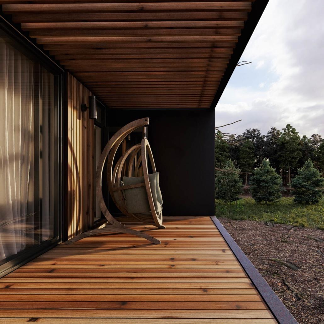 HOMM veranda