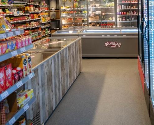 Nye butikklokaler