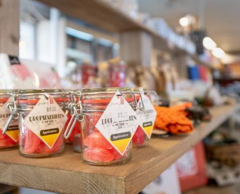 Anette satser på å selge norske produkter, helst lokale