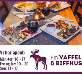 Hov Vaffel og Biff