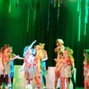 Dansebilde kulturskoleforestilling